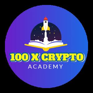 100X Crypto Academy Membership - 12 Months